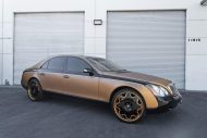 24 Zoll Forgiato Wheels OG Maybach 57S Tuning 2 190x127 Schön geht anders   24 Zoll Forgiato Wheels am Maybach 57S