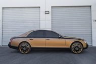 24 Zoll Forgiato Wheels OG Maybach 57S Tuning 5 190x127 Schön geht anders   24 Zoll Forgiato Wheels am Maybach 57S