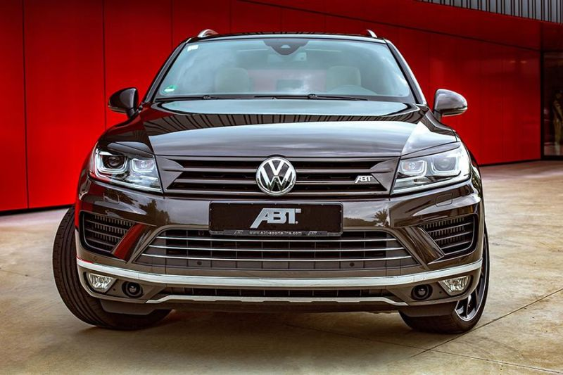 385PS 880NM ABT Sportsline VW Touareg Chiptuning 3.0 tdi 4 3 385PS & 880NM im neuen ABT Sportsline VW Touareg