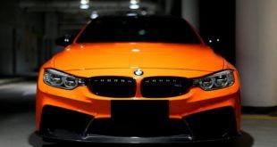 3D Design Carbon BMW M4 F82 Tuning Feuerorange 1 1 310x165 BMW M2 F87 Coupé mit Carbon Bodykit von 3D Design