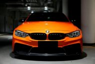 3D Design Carbon BMW M4 F82 Tuning Feuerorange 1 190x128 Fotostory: 3D Design   Carbon Parts am BMW M4 in Feuerorange