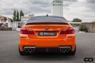 3D Design Carbon Bodykit 830PS BMW M5 F10 CFD Tuning Fireorange 15 190x127 3D Design Bodykit am 830PS BMW M5 F10 von CFD Tuning