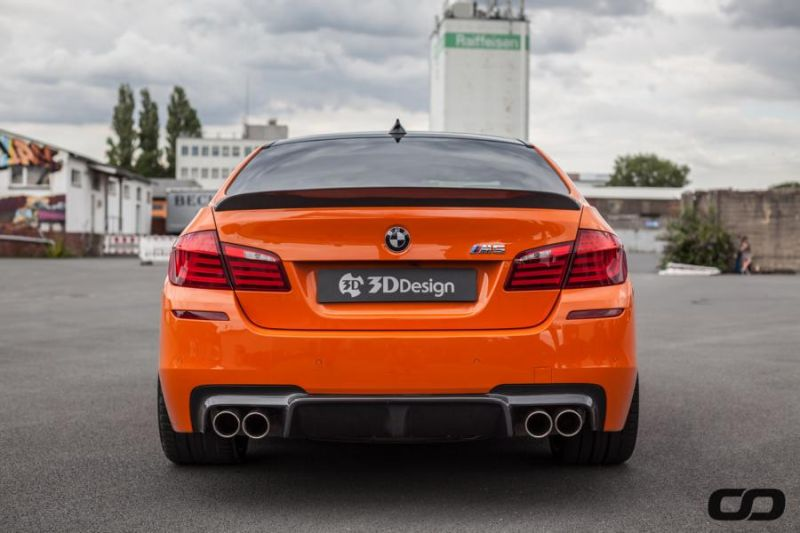 3D Design Carbon Bodykit 830PS BMW M5 F10 CFD Tuning Fireorange (15)
