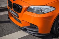 3D Design Carbon Bodykit 830PS BMW M5 F10 CFD Tuning Fireorange 9 190x127 3D Design Bodykit am 830PS BMW M5 F10 von CFD Tuning