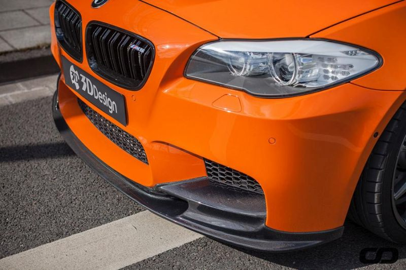 3D Design Carbon Bodykit 830PS BMW M5 F10 CFD Tuning Fireorange (9)