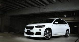 3D Design Front BMW X1 F48 Tuning 2016 12 1 e1470896729205 310x165 410 PS BMW X4 M40i (G02) SUV mit 3D Design Bodykit