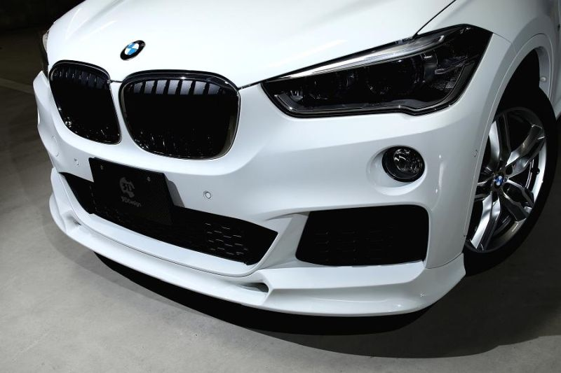 3D Design Front BMW X1 F48 Tuning 2016 (3)
