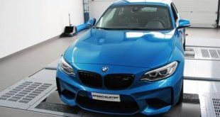 426 PS 620 Nm Speed Buster BMW M2 F87 Coupe Chiptuning 1 1 e1470053427521 310x165 426 PS & 620 Nm im Speed Buster BMW M2 F87 Coupe