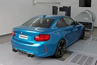 426 PS 620 Nm Speed Buster BMW M2 F87 Coupe Chiptuning 2 190x127 426 PS & 620 Nm im Speed Buster BMW M2 F87 Coupe