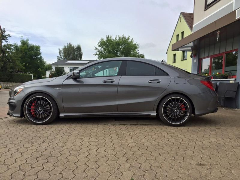 440PS 550NM Drehmoment Aulitzky Mercedes CLA45 AMG Chiptuning 1 440PS & 550NM Drehmoment im Aulitzky Mercedes CLA45 AMG