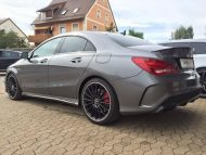 440PS 550NM Drehmoment Aulitzky Mercedes CLA45 AMG Chiptuning 2 190x143 440PS & 550NM Drehmoment im Aulitzky Mercedes CLA45 AMG