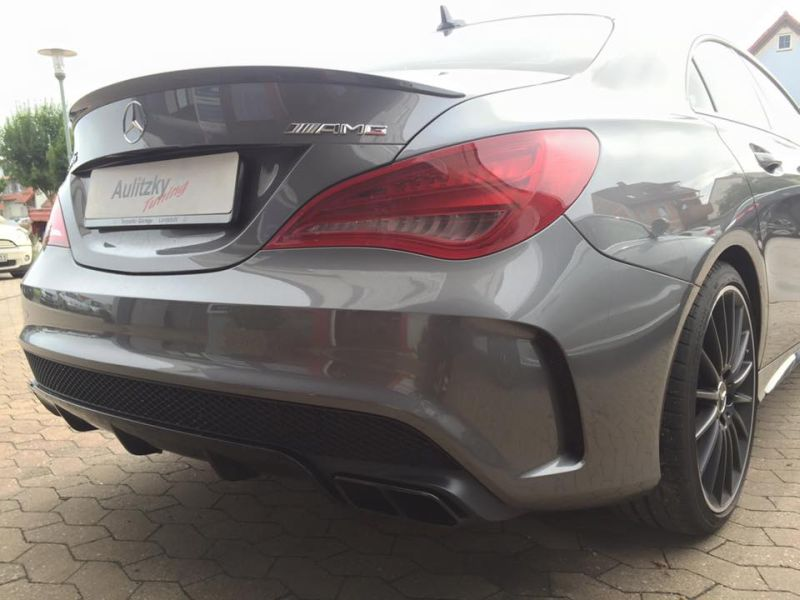 440PS 550NM Drehmoment Aulitzky Mercedes CLA45 AMG Chiptuning 3 440PS & 550NM Drehmoment im Aulitzky Mercedes CLA45 AMG