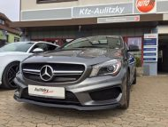 440PS 550NM Drehmoment Aulitzky Mercedes CLA45 AMG Chiptuning 6 190x143 440PS & 550NM Drehmoment im Aulitzky Mercedes CLA45 AMG