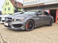440PS 550NM Drehmoment Aulitzky Mercedes CLA45 AMG Chiptuning 7 190x143 440PS & 550NM Drehmoment im Aulitzky Mercedes CLA45 AMG