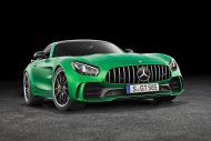 585PS Mercedes AMG GT R GTr Green Hell Magno Tuning 1 190x127 Foto & Video: 585PS Mercedes AMG GT R (GTr) in Green Hell Magno