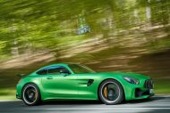 585PS Mercedes AMG GT R GTr Green Hell Magno Tuning 10 190x127 Foto & Video: 585PS Mercedes AMG GT R (GTr) in Green Hell Magno