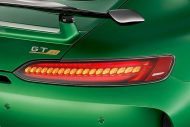 585PS Mercedes AMG GT R GTr Green Hell Magno Tuning 13 190x127 Foto & Video: 585PS Mercedes AMG GT R (GTr) in Green Hell Magno