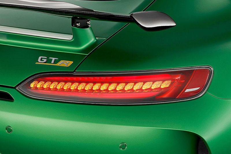 585PS Mercedes-AMG GT R (GTr) Green Hell Magno Tuning (13)