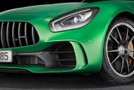 585PS Mercedes AMG GT R GTr Green Hell Magno Tuning 14 190x127 Foto & Video: 585PS Mercedes AMG GT R (GTr) in Green Hell Magno
