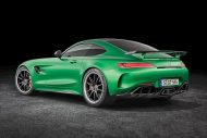 585PS Mercedes AMG GT R GTr Green Hell Magno Tuning 16 190x127 Foto & Video: 585PS Mercedes AMG GT R (GTr) in Green Hell Magno