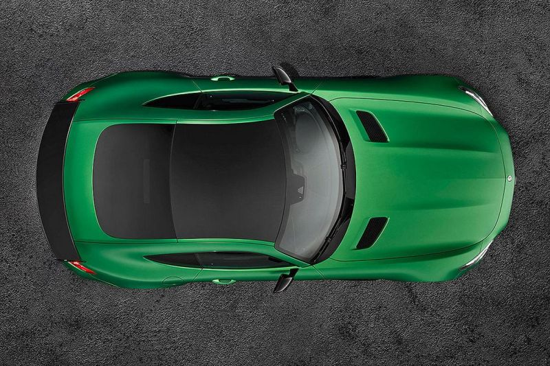585PS Mercedes-AMG GT R (GTr) Green Hell Magno Tuning (4)