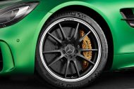 585PS Mercedes AMG GT R GTr Green Hell Magno Tuning 5 190x127 Foto & Video: 585PS Mercedes AMG GT R (GTr) in Green Hell Magno
