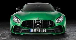 585PS Mercedes AMG GT R GTr Green Hell Magno Tuning 6 1 e1471840387101 310x165 Foto & Video: 585PS Mercedes AMG GT R (GTr) in Green Hell Magno