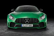 585PS Mercedes AMG GT R GTr Green Hell Magno Tuning 6 190x127 Foto & Video: 585PS Mercedes AMG GT R (GTr) in Green Hell Magno