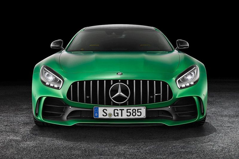 585PS Mercedes-AMG GT R (GTr) Green Hell Magno Tuning (6)