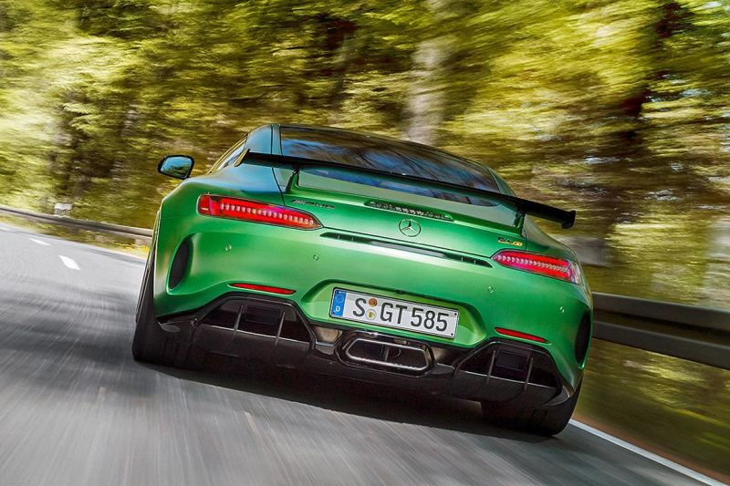 585PS Mercedes-AMG GT R (GTr) Green Hell Magno Tuning (7)
