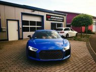 660PS 575NM 2016er Audi R8 V10 Plus Chiptuning FI Sportauspuff PP Performance 12 190x143 660PS & 575NM im 2016er Audi R8 V10 Plus by PP Performance