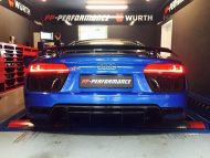 660PS 575NM 2016er Audi R8 V10 Plus Chiptuning FI Sportauspuff PP Performance 3 190x143 660PS & 575NM im 2016er Audi R8 V10 Plus by PP Performance