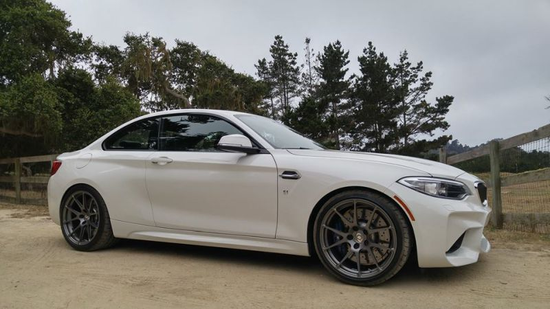 7 Video: Dinan S1 BMW M2 F87 Coupe mit über 420PS & 557NM