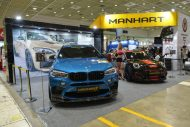 800PS BMW X6M MHX6 800 Tuning Manhart Performance 2016 blau 10 190x127 Fotostory: 800PS im BMW X6M als MHX6 800 by Manhart Performance