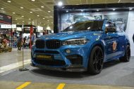 800PS BMW X6M MHX6 800 Tuning Manhart Performance 2016 blau 11 190x127 Fotostory: 800PS im BMW X6M als MHX6 800 by Manhart Performance