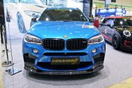 800PS BMW X6M MHX6 800 Tuning Manhart Performance 2016 blau 3 190x127 Fotostory: 800PS im BMW X6M als MHX6 800 by Manhart Performance