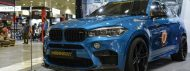 800PS BMW X6M MHX6 800 Tuning Manhart Performance 2016 blau 5 190x71 Fotostory: 800PS im BMW X6M als MHX6 800 by Manhart Performance