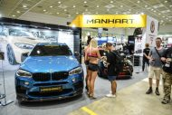 800PS BMW X6M MHX6 800 Tuning Manhart Performance 2016 blau 6 190x127 Fotostory: 800PS im BMW X6M als MHX6 800 by Manhart Performance