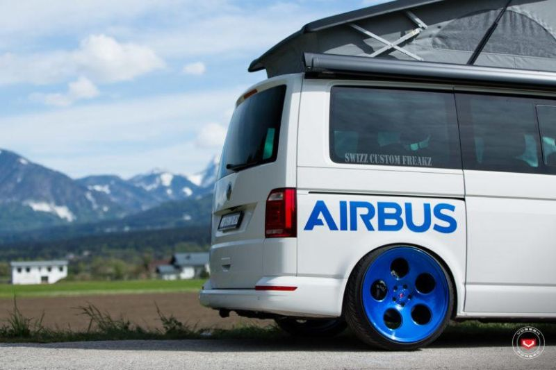 Airbus-VW-Transporter-T6-Camper-Vossen-Forged-LC-103-Wheels-Tuning-Airride (16)