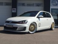 Akrapovic VW Golf 7 GTI BBS Super RS Tuning TVW 8 190x143 Mega schick   VW Golf 7 GTI (VII) auf BBS Super RS by TVW Car Design