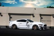 Alphamale Performance Widebody Ford Mustang GT 2 190x126 Fotostory: Alphamale Performance    Widebody Ford Mustang GT
