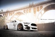 Alphamale Performance Widebody Ford Mustang GT 3 190x127 Fotostory: Alphamale Performance    Widebody Ford Mustang GT