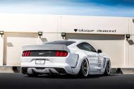 Alphamale Performance Widebody Ford Mustang GT 4 190x126 Fotostory: Alphamale Performance Widebody Ford Mustang GT
