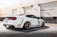 Alphamale Performance Widebody Ford Mustang GT 6 190x126 Fotostory: Alphamale Performance    Widebody Ford Mustang GT