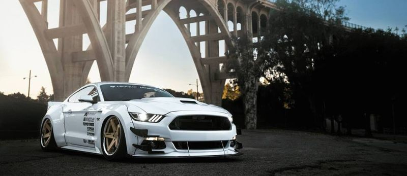 Alphamale Performance -  Widebody Ford Mustang GT S550 Tuning (3)