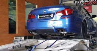 Armytrix Sportauspuffanlage am BMW M5 F10 1 e1470995203362 310x165 Video: Armytrix Sportauspuffanlage am BMW M5 F10