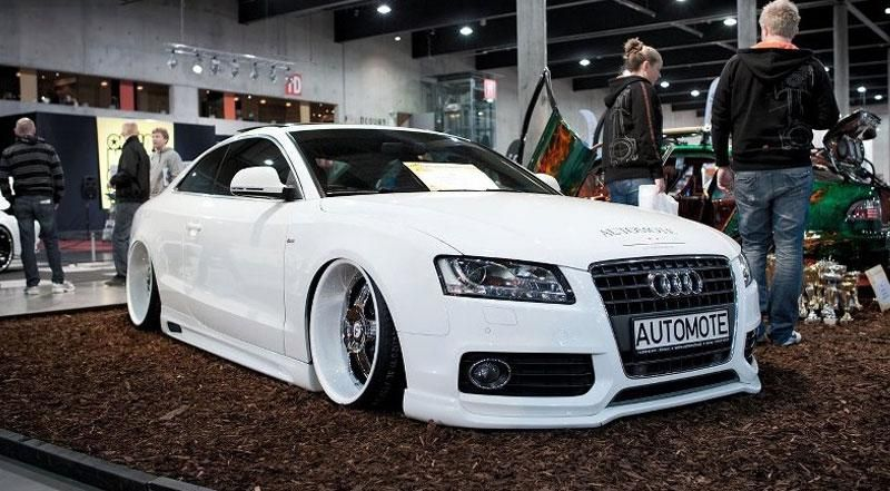 Audi A5 Coupe by tuningblog.eu Rendering