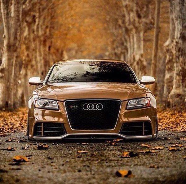 Audi A5 RS5 Coupe Brown tuningblog.eu 1 Audi A5 RS5 Rendering Widebody Coupe in Blau by tuningblog.eu