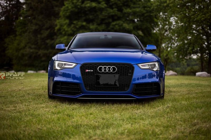 Audi A5 Rs5 Coupe Mit Widebody Kit By Tuningblog Eu