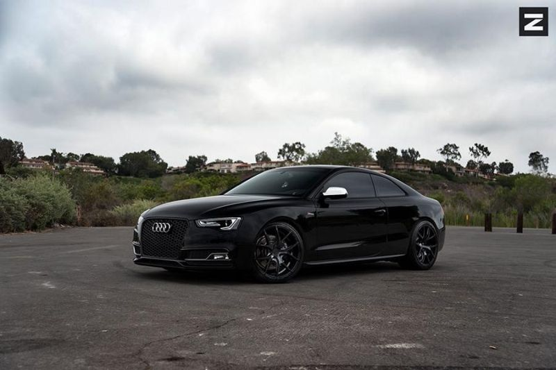Audi A5 S5 Coupe 20 Zoll Zito ZS05 Wheels Tuning (10)
